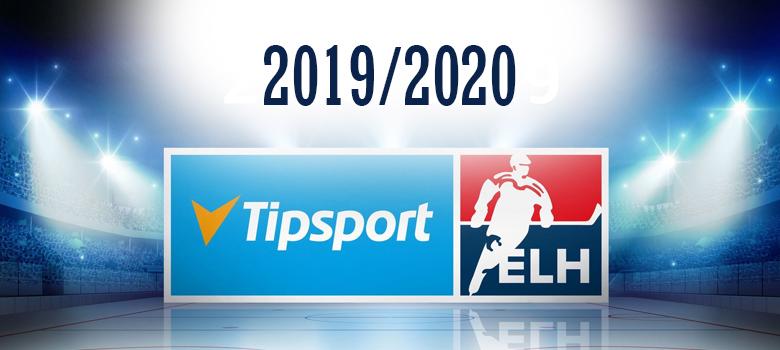 TOP 25 nejproduktivnějších hráčů Tipsport ELH 2019/20
