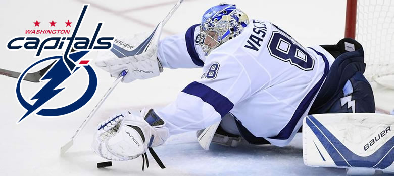 SESTŘIH NHL: Washington - Tampa 4z
